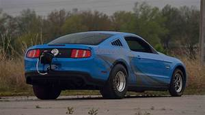 2012 Ford Mustang Cobra Jet | F152 | Indy 2017
