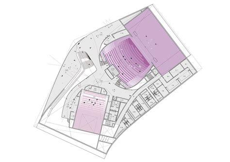 house floor plan designs unstudio theater spijkenisse is construction