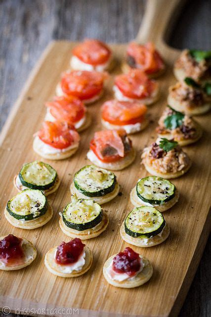 easy canape recipes uk 55 best images about easy canape recipes on