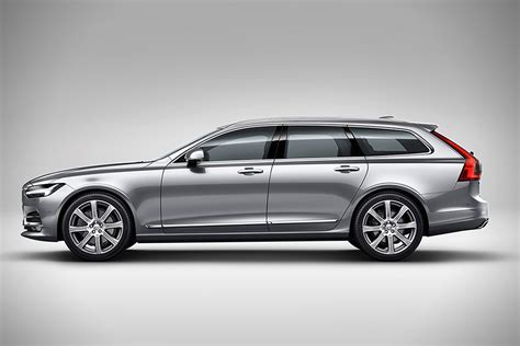 volvo station wagon 2017 volvo v90 station wagon hiconsumption