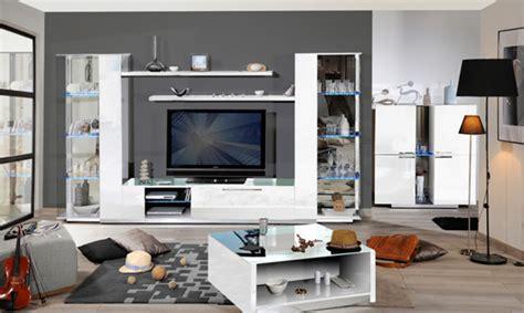 amenagement interieur tiroir cuisine meuble tv 1 tiroir vertigo blanc brillant