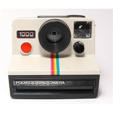 Polaroid 1000 land camera - We Love Pola