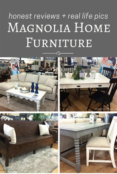 magnolia home furniture real life opinions  harper