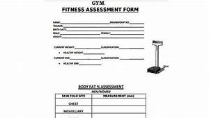 9  Assessment Form Samples