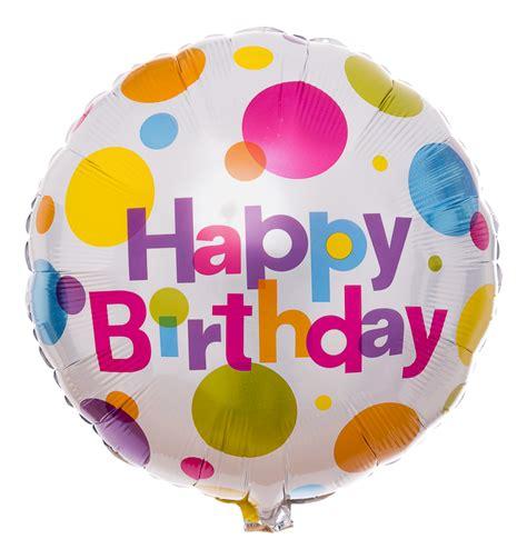 happy birthday ballon verschenken ballongruessede