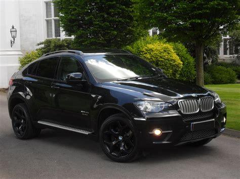 Used Bmw X6 Xdrive40d, Black, 30, Coupe, Buckinghamshire