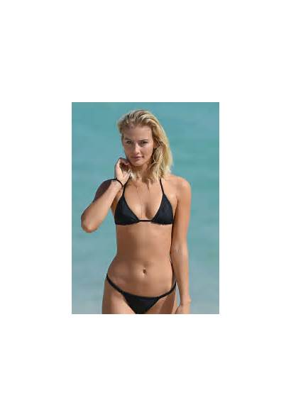 Weber Selena Bikini Beach Miami Gotceleb Unknown