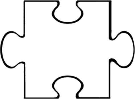 Autism Puzzle Piece Template - Costumepartyrun