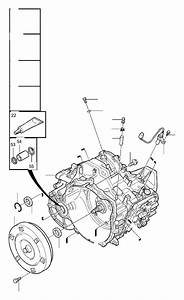 9495031 - Engine Speed Sensor  Automatic  Transmission  Gearbox