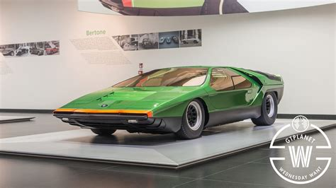 Alfa Romeo Carabo alfa romeo carabo the wedge that inspired the future
