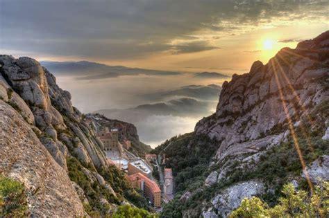 landscape photography   mountain  montserrat