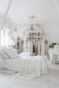 Schlafzimmer Shabby Chic : shabby chic bedroom schlafzimmer wei es wohnen white living home interi r white living ~ Sanjose-hotels-ca.com Haus und Dekorationen