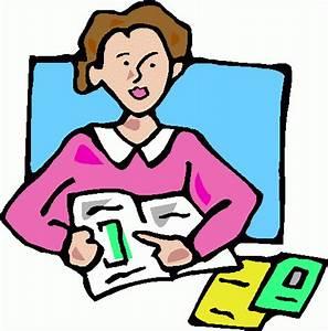 Best Reading Teacher Clipart #24811 - Clipartion.com