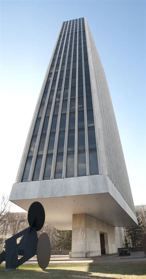 Cantilever Tower - Architecture Photos - Matt Demers ...