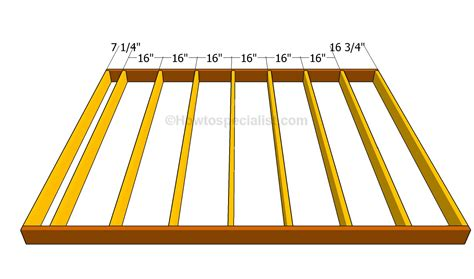 Joist Spacing For Deck Canada by Deck Joist Blocking Spacing Deck Design And Ideas