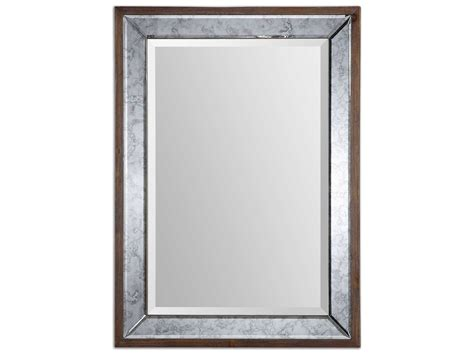 Uttermost Daria 27 X 37 Antique Framed Wall Mirror