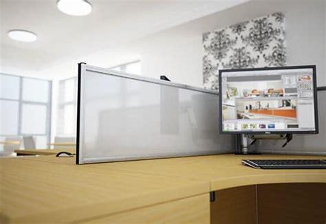 dk desk mounted screens wave office