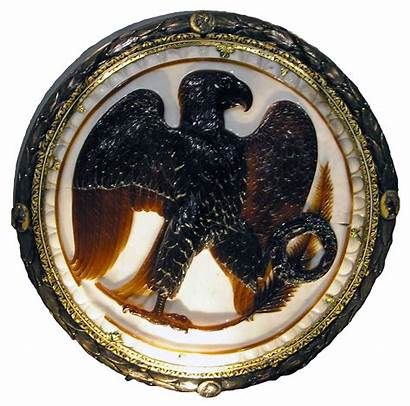 Cameo Roman Jewelry Museum Ancient Eagle Cameos