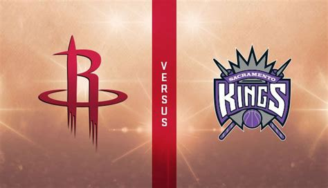 Houston Rockets vs Sacramento Kings ® NBA EN VIVO AHORA