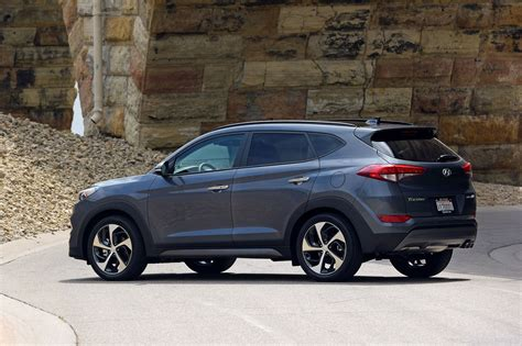 2018 Hyundai Tucson  Classy Looks Inside And Out