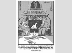 Far Side Friday 32511 The Occult Section