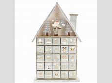 Wooden Advent Calendar Box » Calendar Template 2018