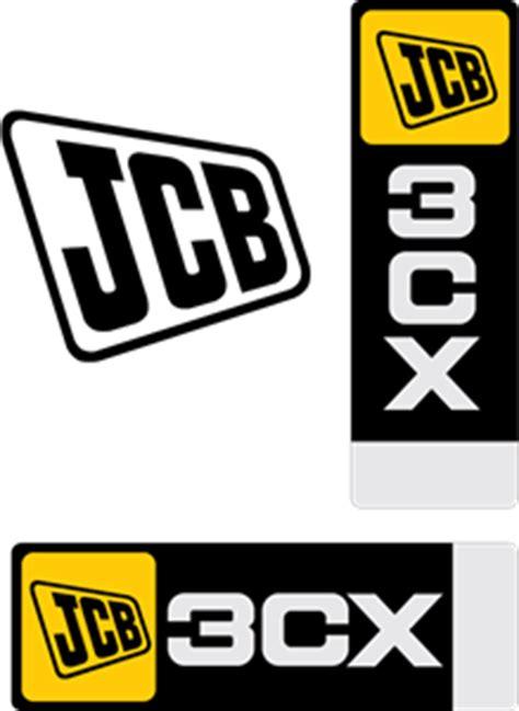 jcb cx logo vector eps