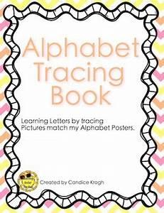alphabet tracing book teacherspayteacherscom With tracing letters booklet