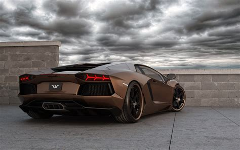 Aventador Lamborghini Car Hd Wallpaper