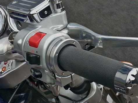 Motorcycle Cruise Control And Throttle Lock