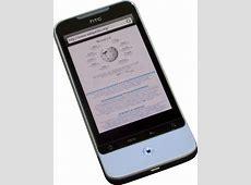 HTC Legend Wikipedia