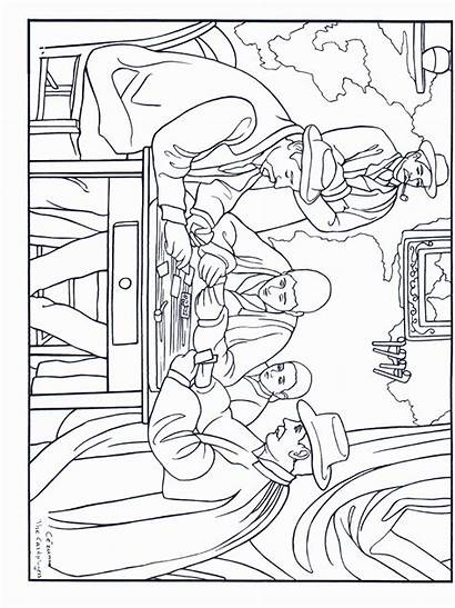 Famous Coloring Pages Paintings Painters Degas Coloriage