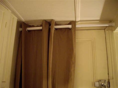 tringle rideau de porte maison design goflah