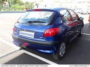 Peugeot 206 5 Portes : peugeot 206 5 portes 2 0l hdi 90cv 2001 occasion auto peugeot 206 ~ Medecine-chirurgie-esthetiques.com Avis de Voitures