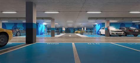 underground parking javier garcia alda