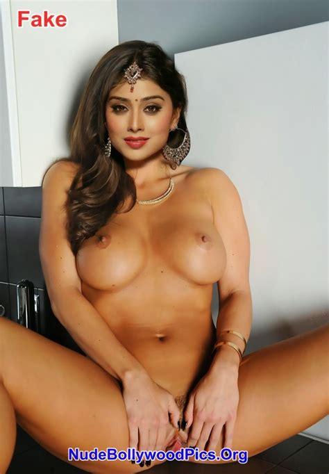 Shriya Saran Nude