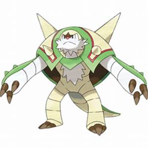 Chesnaught Pokémon