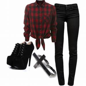 Tough girl series- polyvore by Maxime Sky by Maxime Sky | WHI