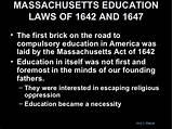 Massachusetts sex education law