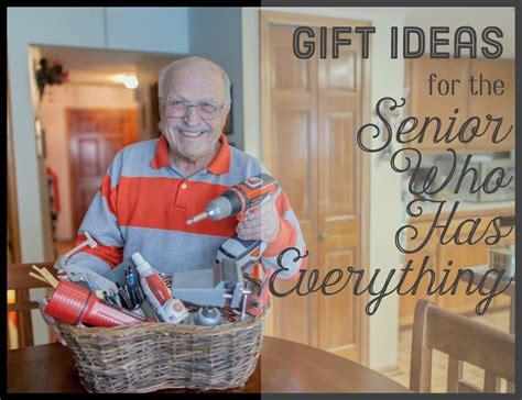 original gift ideas  seniors  dont