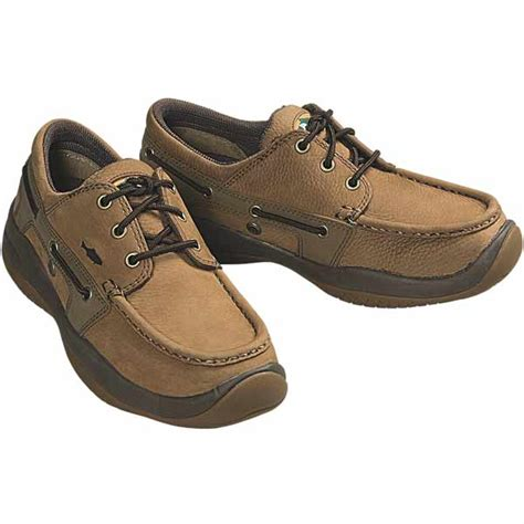 Boots For Fishing On A Boat by Boot Fishing Boat Shoes Legend Moc Toe For