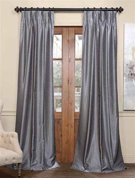 17 best ideas about grey blackout curtains on