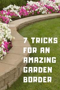 7, Tricks, For, An, Amazing, Garden, Border