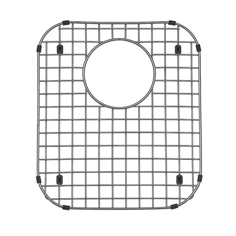 blanco custom fitted stainless steel sink grid the home depot canada