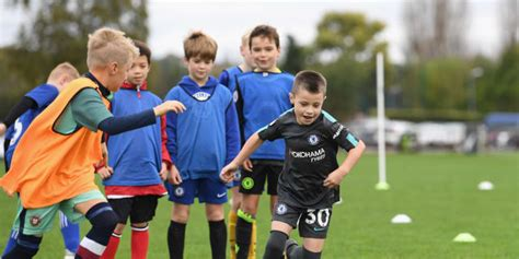 UK Soccer Schools   Official Site   Chelsea Football Club