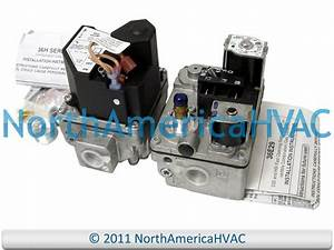 Carrier Bryant Furnace Gas Valve Ef32cw185a Ef32cw189a