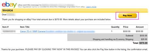 scammed  selling camera gear  ebay