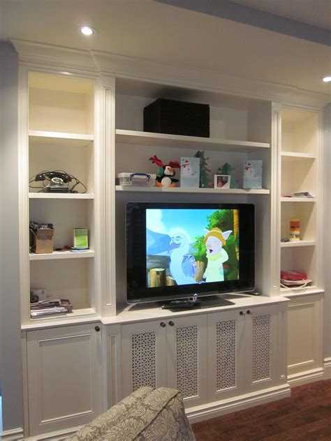 Contemporary Built In Tv Wall Units   Wall units Design