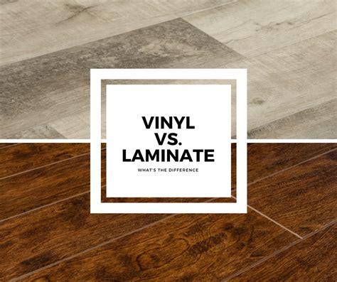 vinyl vs laminat vinyl vs laminate what s the difference