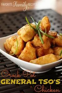 Crock Pot General Tso's Chicken | Recipe | General tso's ...